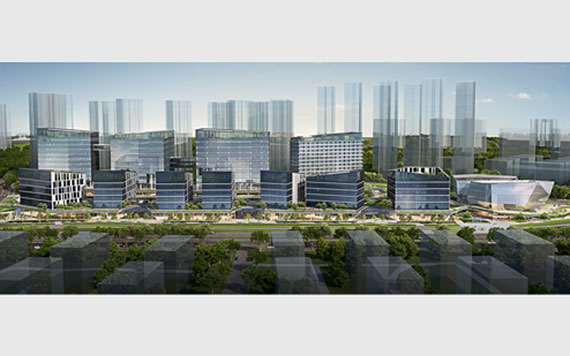 Thumb-Guangzhou-Knowledge-City Eurochem Tolaram Headquarters Office Tower - New Space Architects